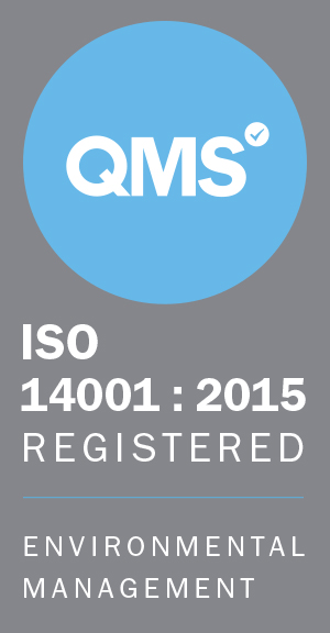 QMS ISO 14001 Registered