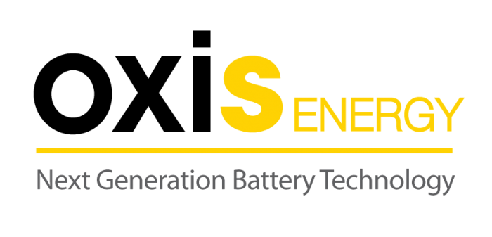 OXIS Energy - The Faraday Challenge